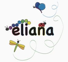 eliana w bugs One Piece - Long Sleeve