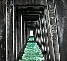 Under the Pier by ryanthomas