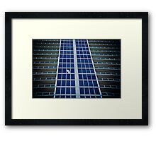 The Lonely Surfer Framed Print