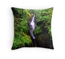 The fall of ullswater Throw Pillow