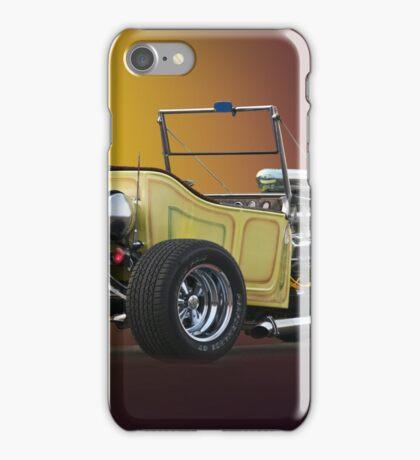 1927 Ford 'Bucket T' Roadster Pickup VS1 iPhone Case/Skin