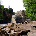 High Force,Middleton teesdale-uk by Graeme Simpson
