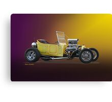 1927 Ford 'Bucket T' Roadster Pickup VS2 Canvas Print