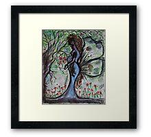 Mother Earth Gaia Framed Print
