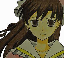 Haruhi Fujioka, Ouran High School Host Club by merelyAdreamer