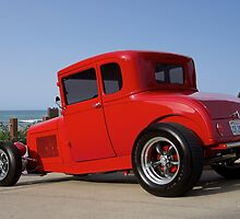 1928 Ford Coupe I by DaveKoontz