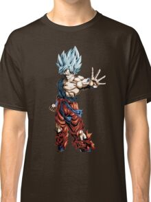 Super Saiyan God Super Saiyan Goku Classic T-Shirt