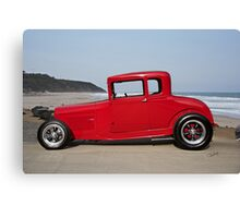 1928 Ford Coupe II Canvas Print