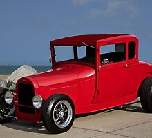 1928 Ford Coupe III by DaveKoontz