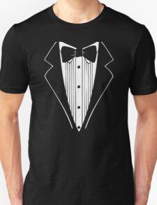 Hot Funny TUXEDO Wedding Groom Prom Bow T-Shirt