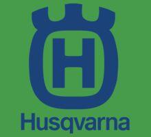 Husqvarna One Piece - Short Sleeve