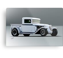 1932 Ford 'Track Nose' Pickup Metal Print