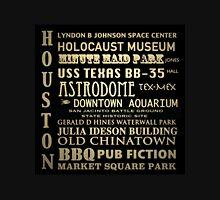 Houston Texas Famous Landmarks Unisex T-Shirt