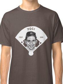 Yogi Berra Baseball Star 1925-2015 Classic T-Shirt