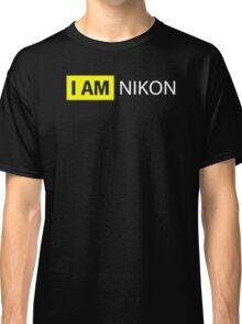 I AM NIKON Classic T-Shirt