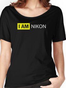 I AM NIKON Women's Relaxed Fit T-Shirt