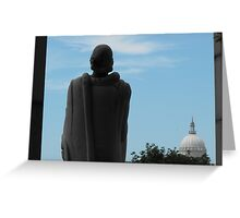 Roger Williams and the State House Greeting Card