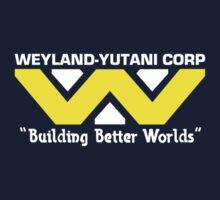 Weyland-Yutani Corp One Piece - Long Sleeve