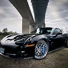 ZR1 - Under The Bridge by Rob Smith