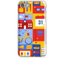 Colorful Education Concept iPhone Case/Skin