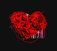 my heart (all bloody, with like blood and stuff) Unisex T-Shirt