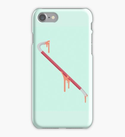 The Crowbar is Back iPhone Case/Skin