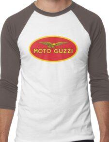 Moto Guzzi Men's Baseball ¾ T-Shirt