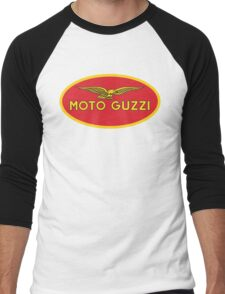 Moto Guzzi Men's Baseball ¾ T-Shirt