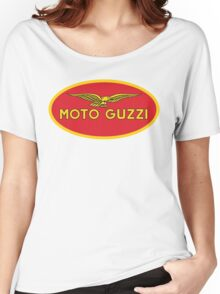 Moto Guzzi Women's Relaxed Fit T-Shirt