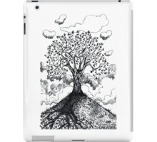 'Tree on a Hill' iPad Case/Skin