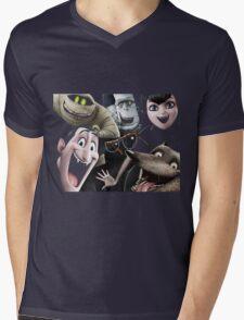 the characters of hotel transylvania 2 Mens V-Neck T-Shirt