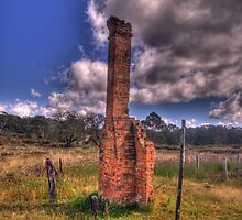 Days Gone By - Tambaroora, near Hill End - The HDR Experience by Philip Johnson