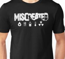 Miscreated T-Shirt White Text (official) Unisex T-Shirt