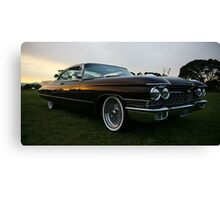 coupe. tasmania Canvas Print