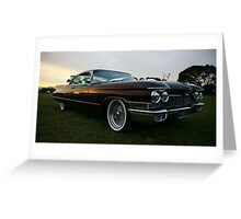 coupe. tasmania Greeting Card