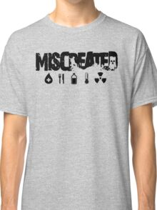 Miscreated T-Shirt Black Text (official) Classic T-Shirt