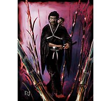 LONE WOLF and CUB ! Photographic Print