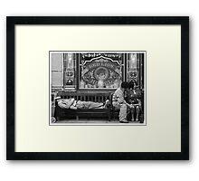 Kipper Framed Print