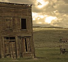 Bodie California 3 by Nick Boren