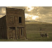 Bodie California 3 Photographic Print