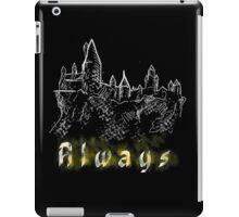Always a wizard iPad Case/Skin