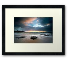 Hebridean Light Framed Print
