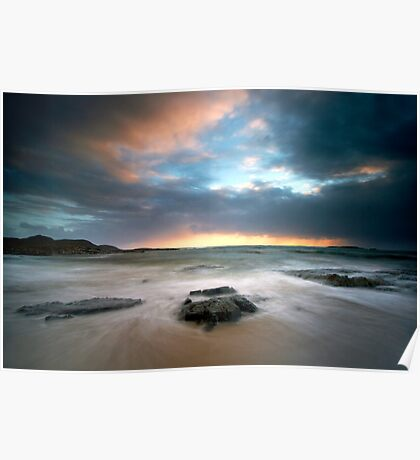 Hebridean Light Poster