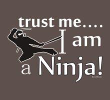 I am a Ninja! One Piece - Short Sleeve