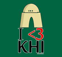 I <3 KHI Unisex T-Shirt