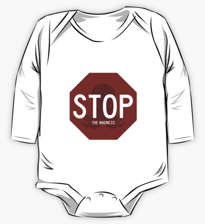 Stop Sign - The Madness One Piece - Long Sleeve