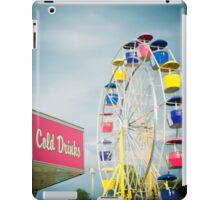 Carnival Cold Drinks iPad Case/Skin