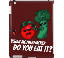 Pulp vegan iPad Case/Skin