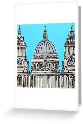 St Pauls Cathedral by Adam Regester