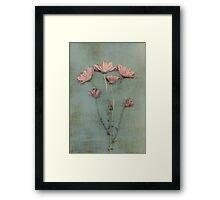 Pastel Framed Print